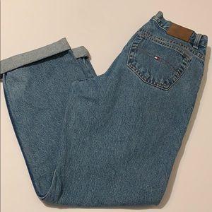 Vintage Tommy Hilfiger High Rise Mom Jeans